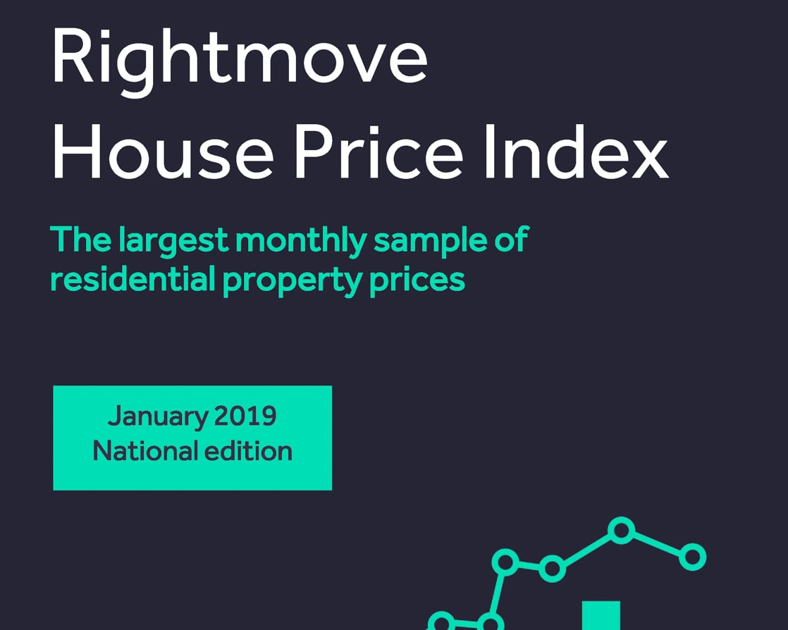 Jan 2019 house price index