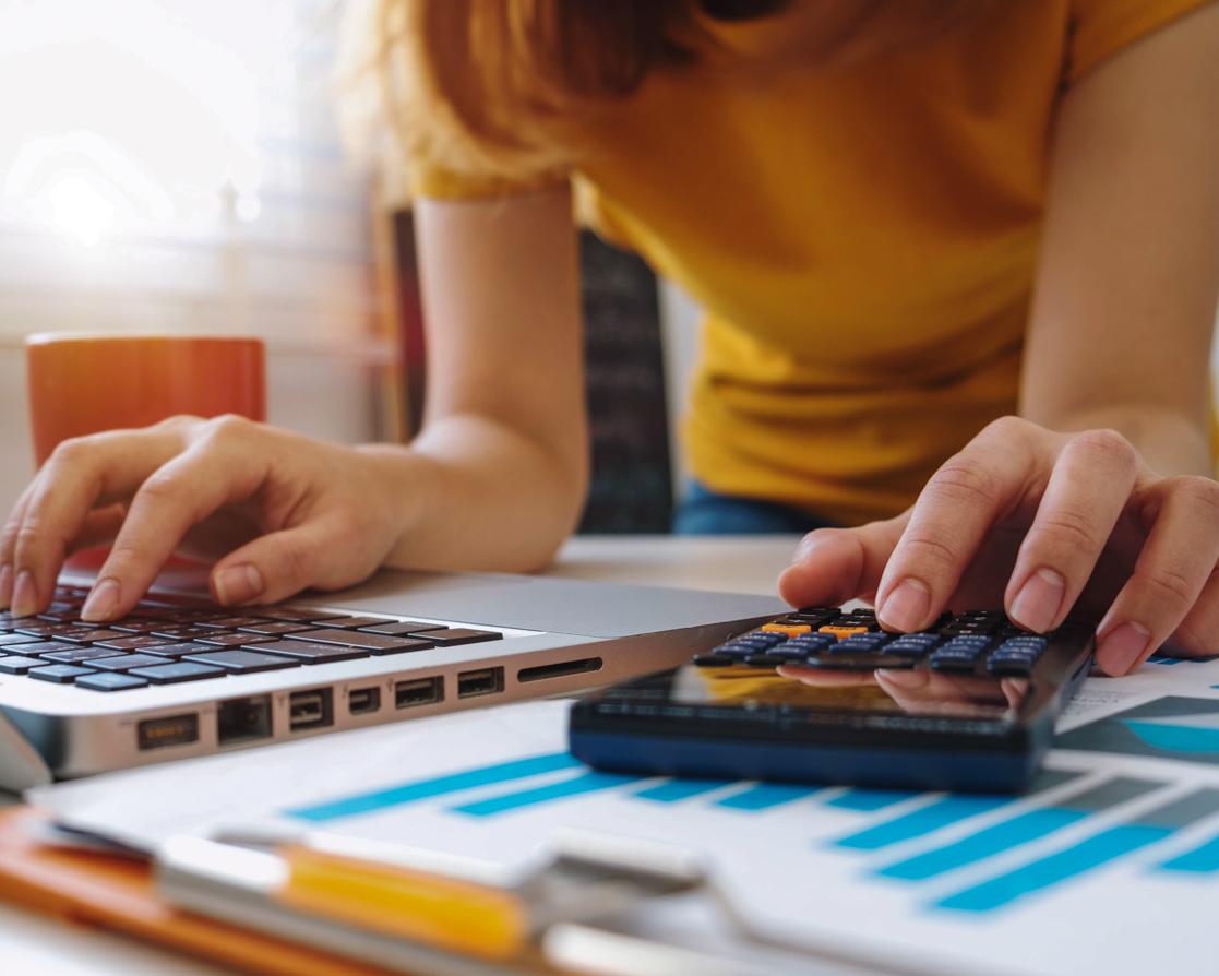 Mortgage calculator tool